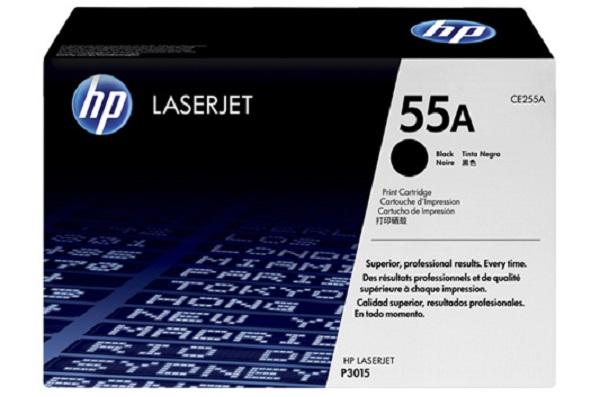 Thu mua hộp mực in HP 55A CE255A