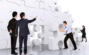 Dịch vụ chia tách hợp nhất doanh nghiệp