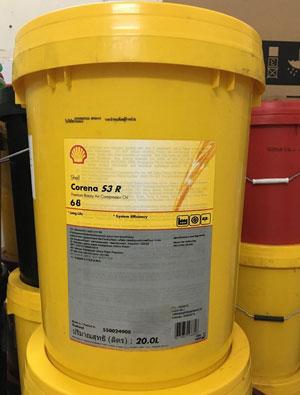 Dầu máy nén khí Shell Corena S3 R68