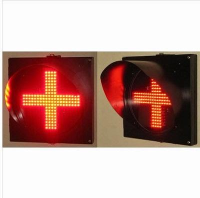 Đèn tín hiệu giao thông chữ thập D300