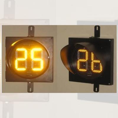 Đèn tín hiệu giao thông đếm ngược (vàng)