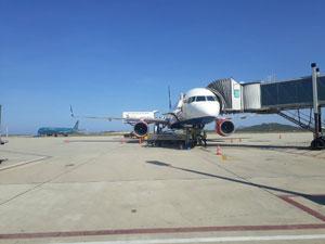 Dịch vụ vận chuyển quốc tế bằng đường hàng không