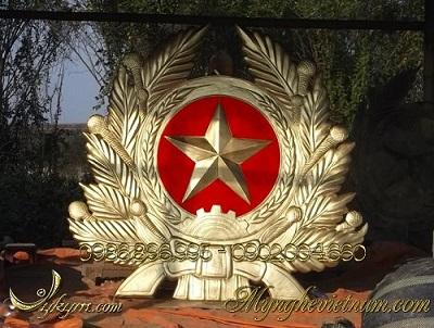 Huy hiệu Quân đội Nhân dân Việt Nam