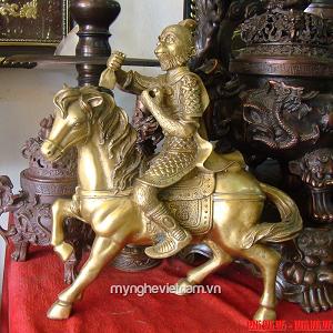 Tượng Khỉ Cưỡi Ngựa Phong Hầu