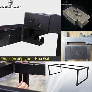 Pat âm dương - lắp ráp khung bàn ghế