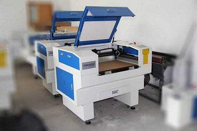 Máy cắt laser thủ công bằng tre CW-6040