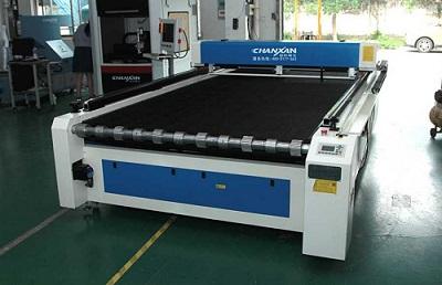 Máy cắt laser tự động