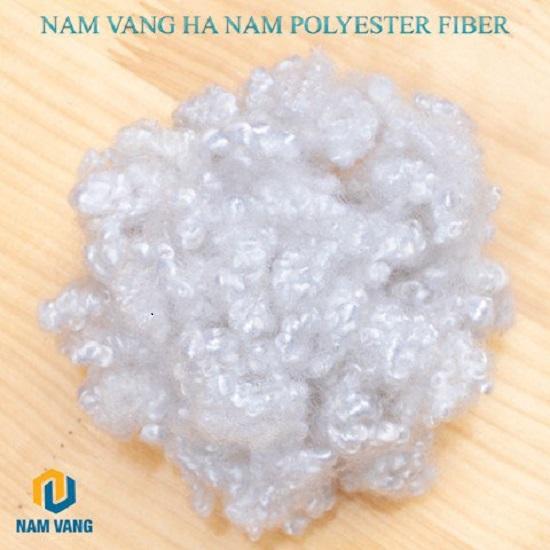 Xơ Polyester liên kết rỗng không silicon PSF