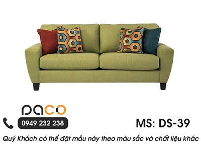 Sofa Vải Băng DS-39 (Vải tiêu chuẩn)