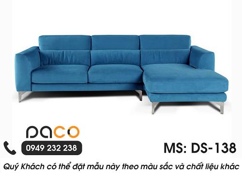 Sofa Vải Vedela L DS-138