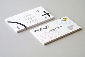 In Name Card, Card Visit, Danh Thiếp