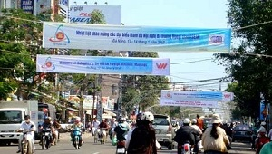 In Banner
