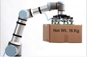 Cánh Tay Robot UR16e