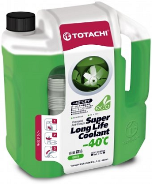 Nước Làm Mát Super Long Life Coolant 40(Green)