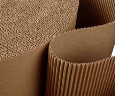 Giấy cuộn carton 2 lớp