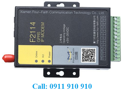 Modem GPRS IP-Rooter Wifi
