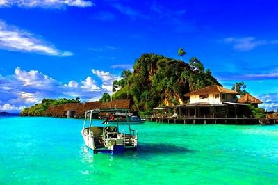 Vé Máy Bay Indonesia