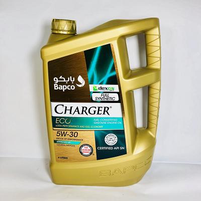 Bapco Charger ECO 5W-30 API SN 4 LÍT