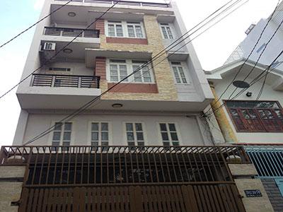 Bán nhà Đường Tân Kỳ, Quận Tân Phú