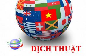 Dịch Thuật TPHCM - Giá Dịch Thuật Công Chứng TPHCM