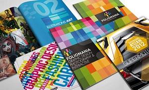 In sách và tạp chí