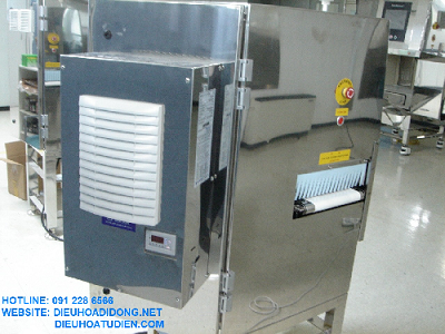 Điều hòa tủ điện công nghiệp