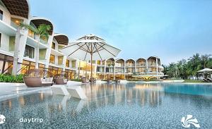 Combo Phú Quốc 3 Ngày 2 Đêm ở The Shells Resort 5*