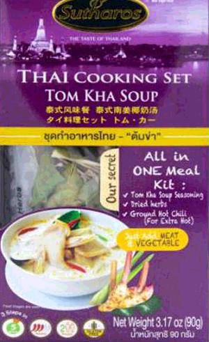 Gia Vị Súp Tom Kha Thái Lan