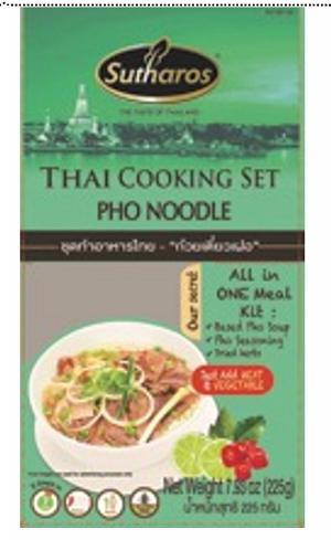 Phở Ăn Liền Thái Lan