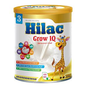 Hilac grow IQ cho bé từ 1 - 15 tuổi