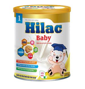 Hilac baby cho bé từ 0 - 12 tháng