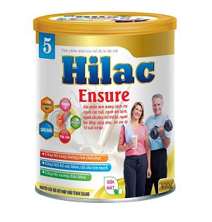 Hilac Ensure cho người cao tuổi, người ốm