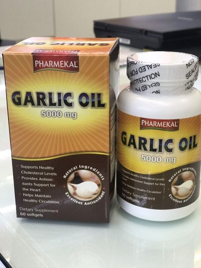 Dầu Tỏi Garlic Oil