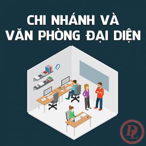 Thành Lập Chi Nhánh, Văn Phòng Đại Diện