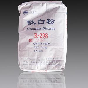 Titan Dioxit Rutile R-298