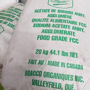 Chất Bảo Quản Sodium Acetate