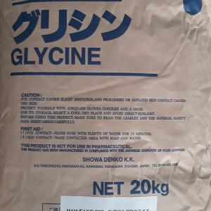Phụ Gia Tạo Ngọt Glycine