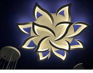Đèn Phòng Khách Chung Cư